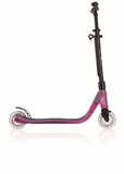Globber One NL 125 Black/Purple Foldable Scooter