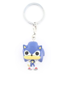Funko Pop Games Sonic with Ring Vinyl Keychain