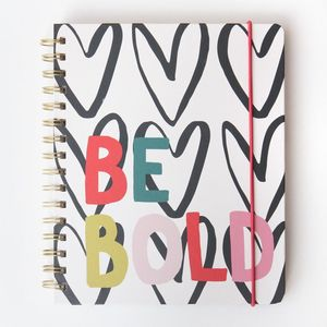 Caroline Gardner Be Bold Holiday Planner