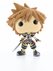Funko Pop Kingdom Hearts Sora Vinyl Figure