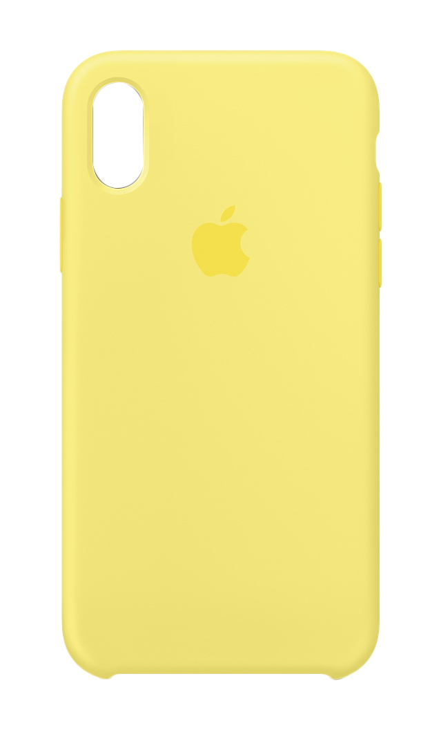 Apple Silicone Case Lemonade For Iphone X Iphone