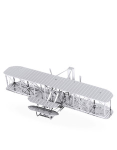 Metal Marvel Wright Brothers Airplane Model