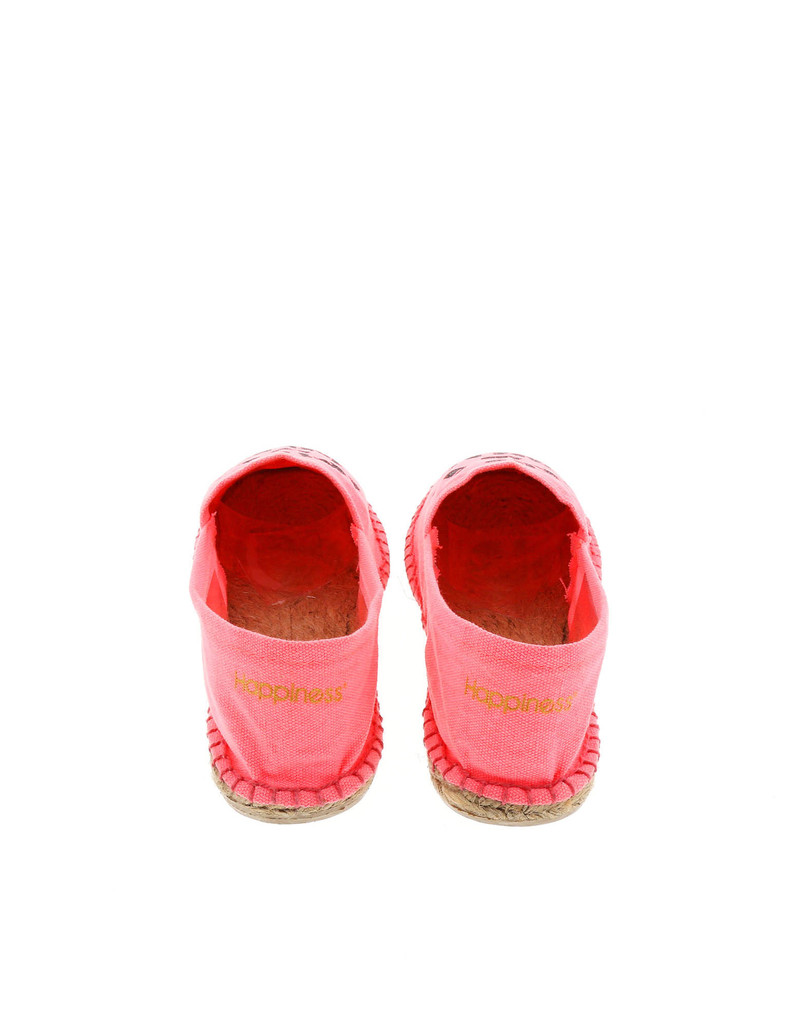 Fuxia Shut Up Pink Women'S Espadrillas Size 37
