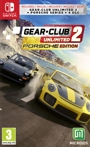 Gear.Club Unlimited 2 - Porsche Edition - Nintendo Switch