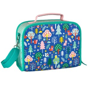 Petit Collage Woodland Insulated Lunchbox