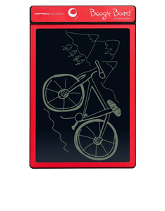 Boogie Board 8.5 Lcd Writing Tablet Red