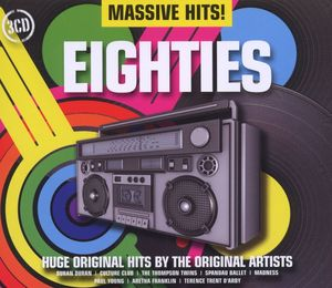 Massive Hits!-80S (UK)