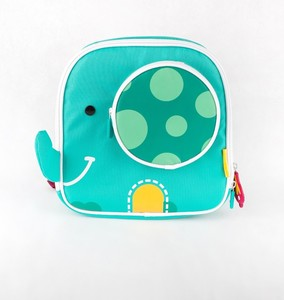 Marcus & Marcus Ollie The Elephant Green Insulated Lunch Bag