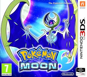 Pokemon: Moon