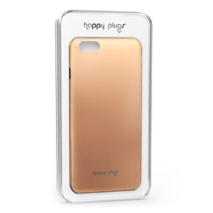 Happy Plugs Deluxe Slim Case Rose Gold iPhone 6/6S