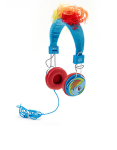 Sakar My Little Pony Plush Headphones