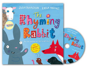 The Rhyming Rabbit Pb +Cd