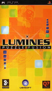 Lumines: Puzzle Fusion [Pre-owned]