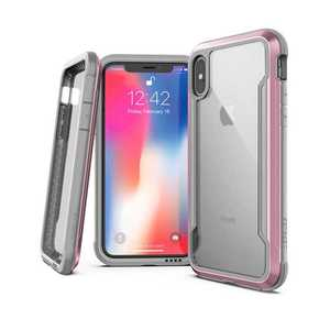 X-Doria Defense Shield Case Rose Gold for iPhone XS