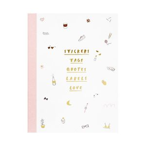 Kikki.K Sticker Book Your Story