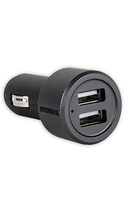 OtterBox 4.8A Dual Car Charger