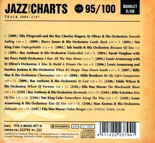 JAZZ IN THE CHARTS VOL. 95 | Jazz + Blues | Music | Virgin Megastore