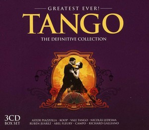 GREATEST EVER TANGO / VARIOUS (UK)