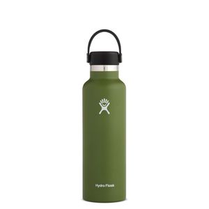 Hydroflask Canteen Vacuum Bottle Sd Olive 530ml