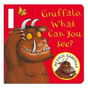 Gruffalo What Can You See