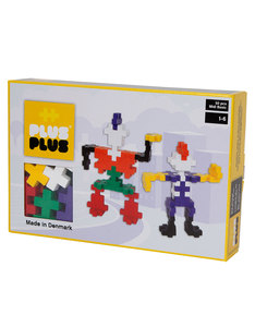 Plus-Plus Midi Basic Robots Building Blocks [50 Pcs]