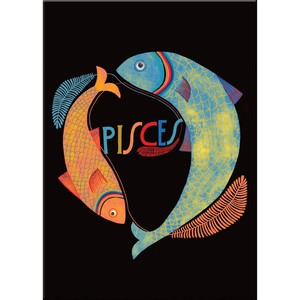 Emily Mcdowell Pisces Magnets
