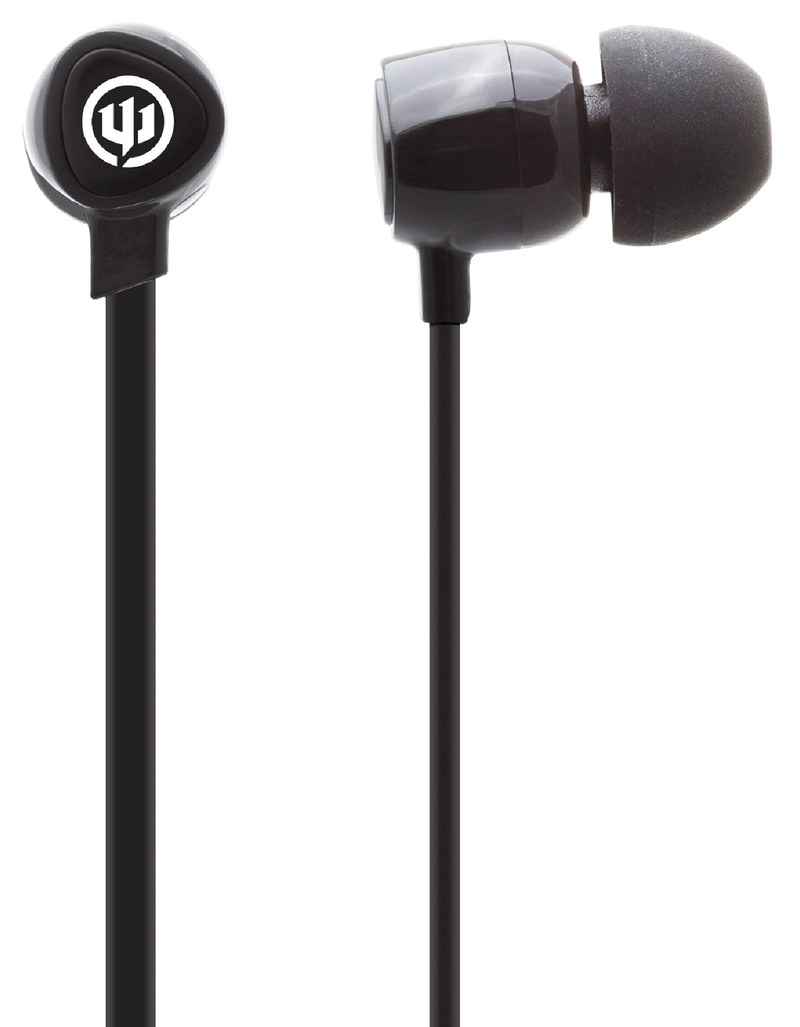 wicked audio omen black bluetooth earbuds in ear headphones headphones headphones audio. Black Bedroom Furniture Sets. Home Design Ideas