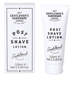 Gentlemen's Hardware Post Shave Lotion 100ml