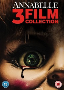 Annabelle 3 Film Collection [3 Disc Set]