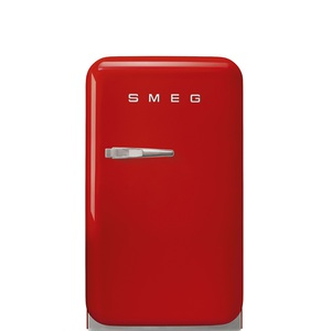 SMEG 50's Retro Style Minibar Cooler In Red