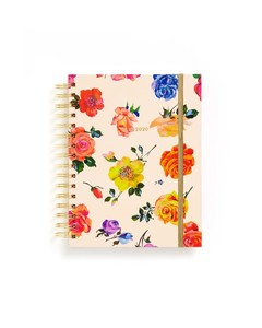 ban.do 17-Month Medium Planner Coming Up Roses