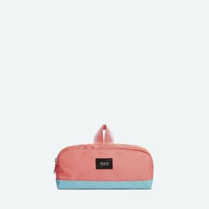 State Bags Clinton Pink/Mint Pencil Case