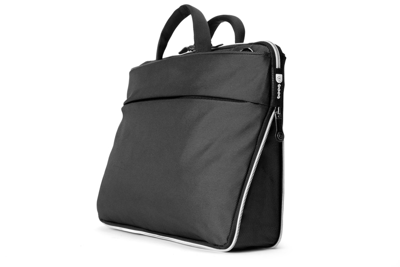 Booq Taipan Superslim Bag Black Mb Pro Retina 15