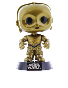 Funko Pop Star Wars C3PO Vinyl Figure