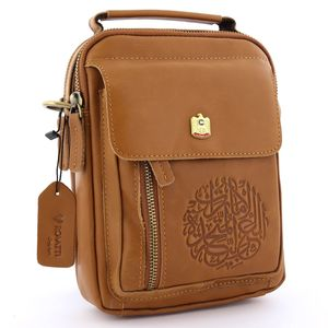 Rovatti L Brown Side Bag