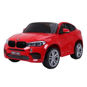 Bmw X6M 2-Seater Electric Ride-On Car Red