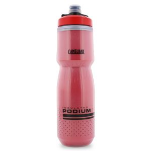 Camelbak Podium Chill Water Bottle Fiery Red 21 oz