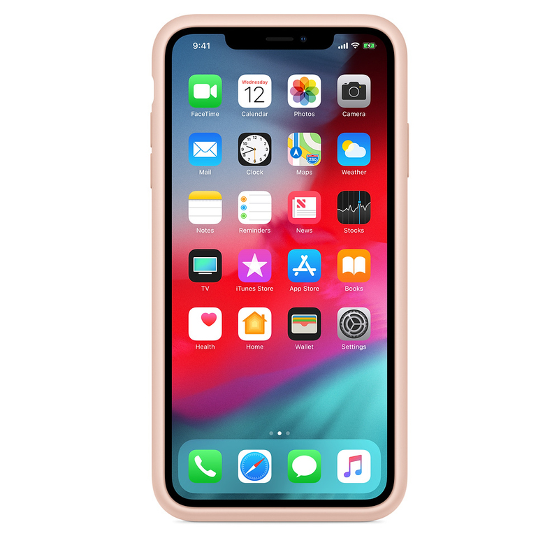 purchase cheap 6eb33 874a8 Apple Smart Battery Case Pink Sand for iPhone XS Max