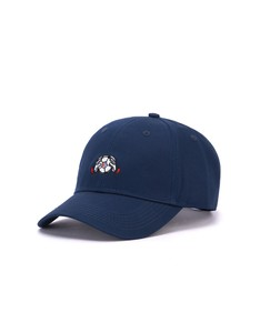 Hands Of Gold Keeper Curved Navy/White Cap