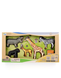 Wenno Africa Animal Playset [Set 2]