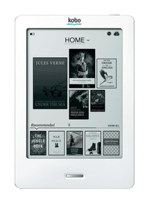 Kobo Touch 6 Epd E-Reader W/Svga Display