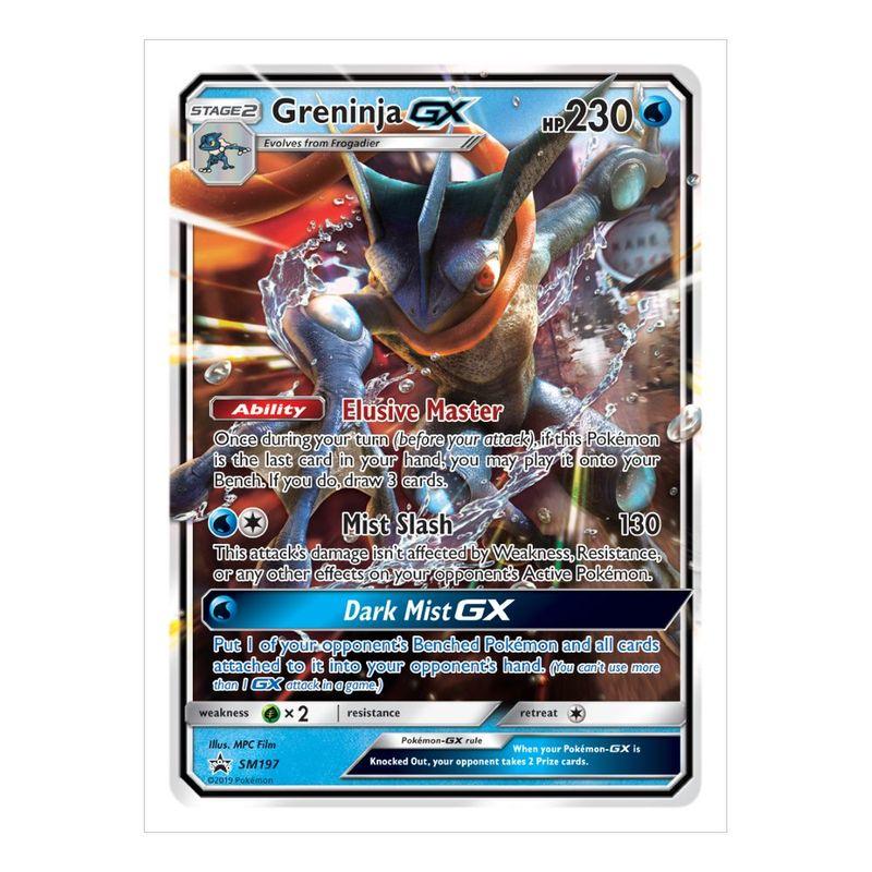 Pokemon Tcg Trading Cards Detective Pikachu Greninja Gx Pin Trading Cards Card Games Games Puzzles Toys Virgin Megastore