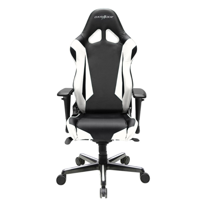 Miraculous Dxracer Formula Series Black White Gaming Chair Gaming Chairs Gaming Accessories Gaming Virgin Megastore Machost Co Dining Chair Design Ideas Machostcouk