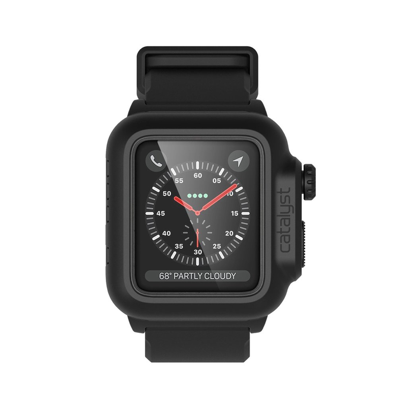 promo code d34d5 3b998 Catalyst Band Stealth Black for Apple Watch Series 2/3 42mm