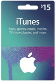 iTunes 15 USD Gift Card