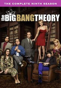 The Big Bang Theory: Season 9 [2 Disc Set]