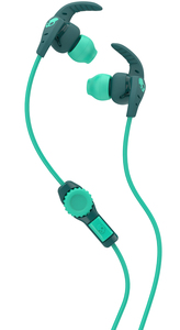 Skullcandy Xtplyo Teal/Green/Green Mic2 Earphones