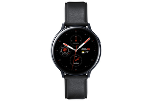 Samsung Galaxy Watch 44mm Stainless Steel Black