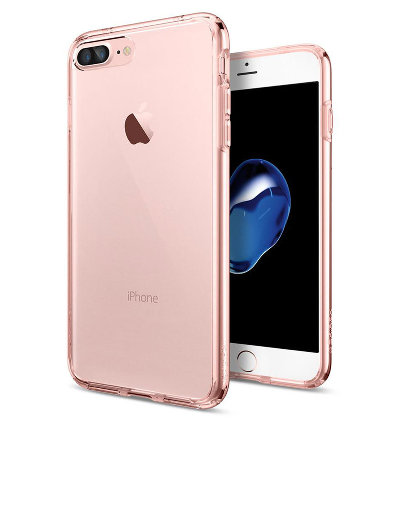 spigen ultra hybrid case rose crystal for iphone 8 7 plus cases protectors mobile phones. Black Bedroom Furniture Sets. Home Design Ideas