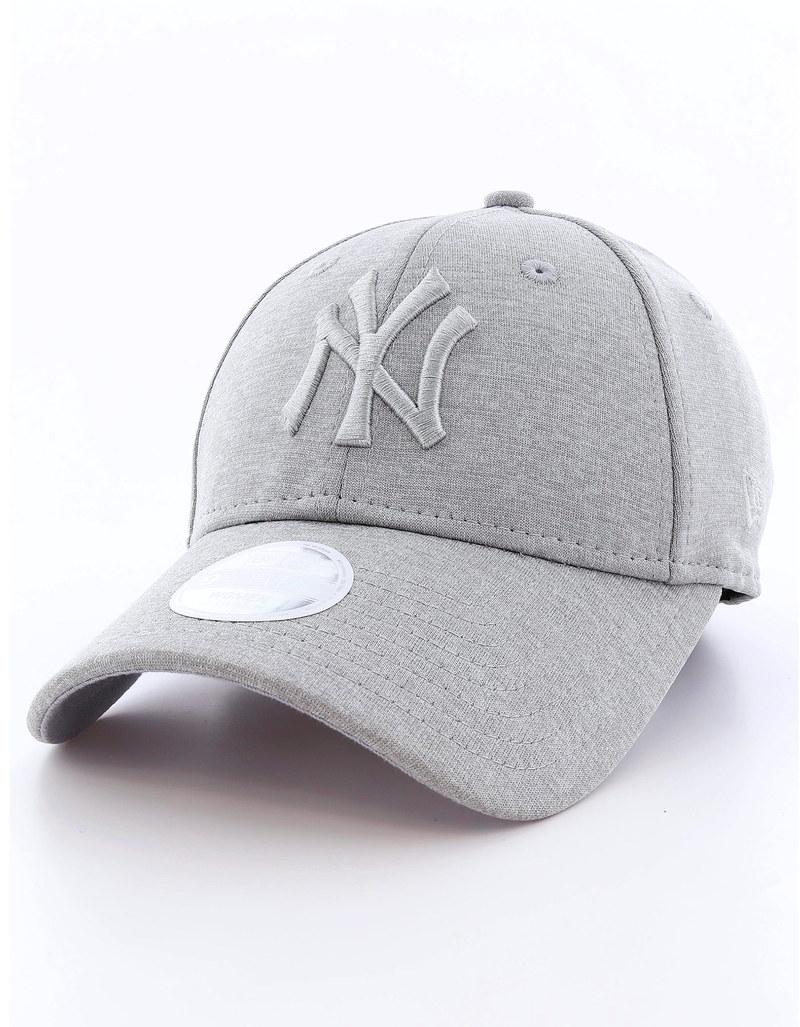New Era Jersey Heather NY Yankees Women s Cap  5fe46c3b2723
